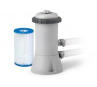28604, Intex, Картриджный фильтр-насос Krystal Clear для бассейнов не более 457 см, 2006л/ч, картрид