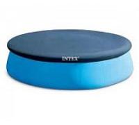 28022, Intex, Тент для надувного бассейна Easy Set 366см (выступ 30см)