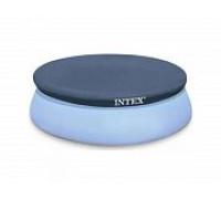 28026, Intex, Тент для надувного бассейна Easy Set 396см (выступ 30см)