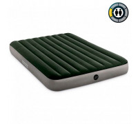64109, Intex, Надувной матрас Prestige Downy Bed, 152х203х25см, уп.3