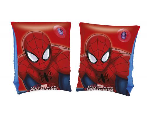 98001 BW, Bestway, Нарукавники для плавания 23х15 см Spider-Man
