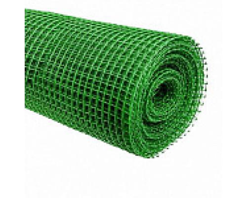 60201 Решетка садовая фасадная 15/15 h 1,0м (20м) зеленая