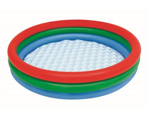 51104 BW, BestWay, Детский круглый бассейн, 102х25 см, 62 л