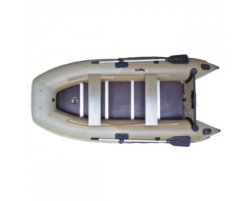 FL330_PW9 Лодка ПВХ Fishing Line 330 PW9 Badger