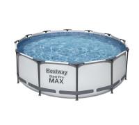 56260 Каркасный бассейн Steel Pro Max 366х100см, 9150л, фил.-насос 2006л/ч