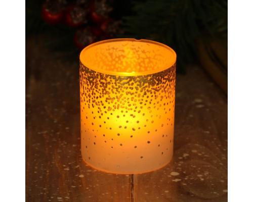3594067 Электронная свеча «Звездопад», 5 х 5,7 см