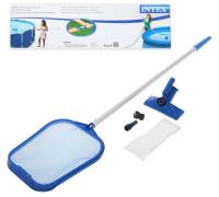 28002, Intex, Набор для чистки бассейна до 488 см