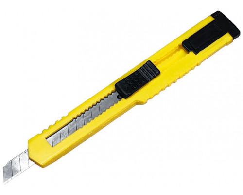 10209 Нож технический  9 мм inWork