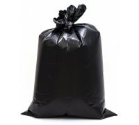 0417-601X Мус.мешок LDPE 240л., черный, рул. 10шт. (196069) 34мкн