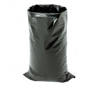 0407-122X Мешок д/мусора 120л, ПВД, черн., особо прочный, рул. 20шт.50мкн