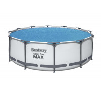 56408 BW,Каркасный бассейн Stel Pro Max, 305*76 см, 4678 л, фильтр-насос 1249 л/ч