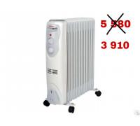67/3/9 Масляный радиатор ОМ-12Н (2,5 кВт) Ресанта